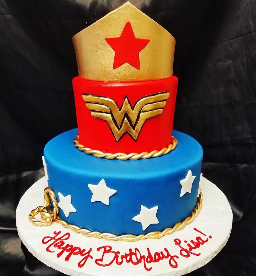 Birthday Cakes - Sugar Bakers Cakes